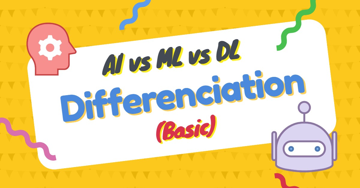 AI vs ML vs DL – Difference between Machine Learning vs Artificial Intelligence vs Deep Learning